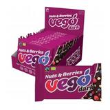 Vego - Organic Nuts & Berries Dark Chocolate Bar (85g)_