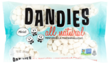 Dandies Mini Marshmallows Vanilla Flavour (Catering bag) 680g *THT 09.11.2021*_