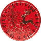 Jacobsens Reindeer,Sleigh & Parcel Tins 200g_