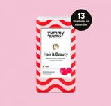 Yummygums - Hair & Beauty -  Kuurbox 180 Gummies  _