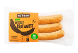 Peas of Heaven Vegan Perfect Bratwurst 210g *THT 04.03.2021*_
