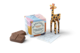 PLAYin CHOC ToyChoc Box ENDANGERED ANiMALS (2 x 10g chocolate + toy)_