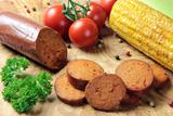 Wheaty Vegan Organic Gran Chorizo 200g_