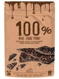 Belvas Belgian Chocolate 100% puur 80g_