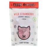 Candy Kittens Wild Strawberry 125g_
