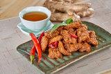 Vegan Three Cup Chicken 300g - DIEPVRIESPRODUCT!_