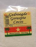 Maussi Kruiden Gedroogde Geraspte Cocos 200g_