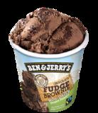 Ben & Jerry's Dairy Free Chocolate Fudge Brownie 500ml_
