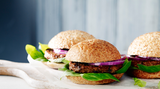 Linda McCartney Vegetarian burgers 200g_