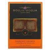 Booja Booja Hazelnut Crunch Truffles 69g_