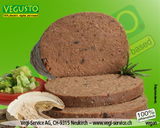 Vegusto Vegi-roast, Mushroom (Steinpilz) 500g_