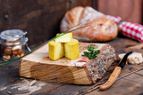 Petit Veganne - Petit frais au curcuma bio 160g*THT  26.06.2019*_