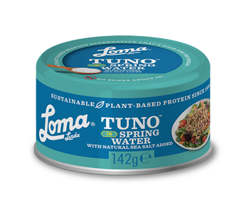Loma Linda Fishless Tuno - In Spring Water 142g