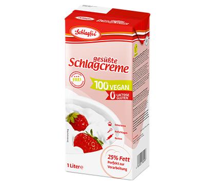 LeHa Schlagfix sweetened Cream 1L