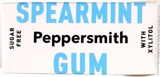 Peppersmith Natuurlijke spearmint kauwgom 15g