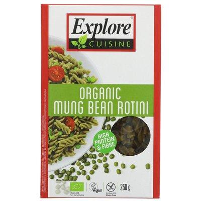 Explore Cuisine Organic Mung bonen Rotini 250g