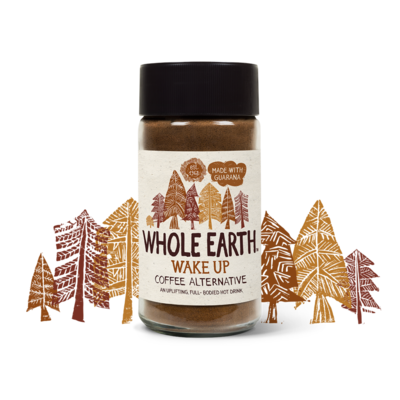 Whole Earth Wake-cup guarana drink 125g