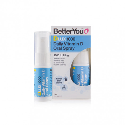 Better You DLux 1000 Vegan Vitamin D 15ml