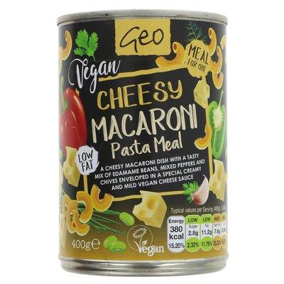 Geo Cheesy Macaroni Pasta 400g