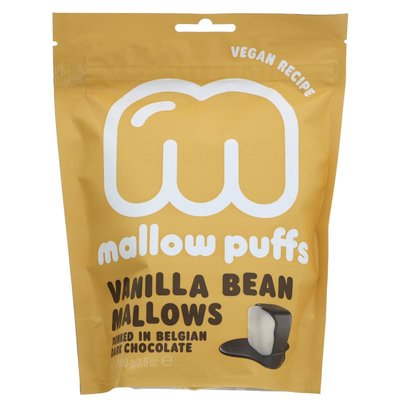 Mallow Puffs Vanilla Bean Mallows 100g