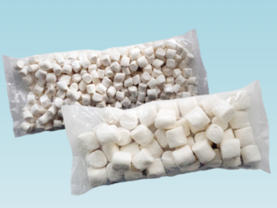 Dandies Mini Marshmallows Vanilla Flavour (Catering bag) 680g *THT 06.01.2020*