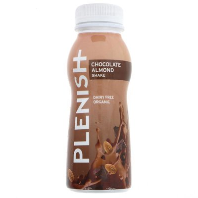 Plenish Chocolate Almond Shake 250ml *THT 29.01.2020*