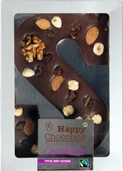 Happy Chocolate Luxe Letter Puur S 200g