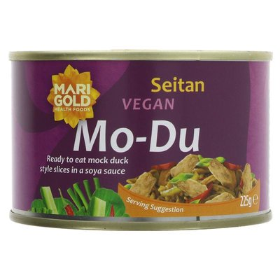 Marigold Mo-Du Braised Seitan Slices 225g