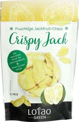 Lotao Jackfruit chips 45g