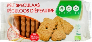 Eco biscuits Spelt speculaas 175g