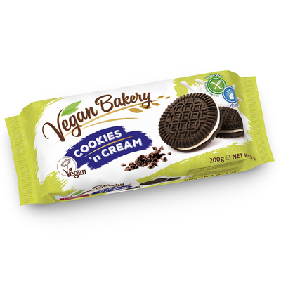 Coppenrath Vegan Bakery Cookies'n Cream 200g
