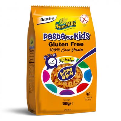 Sam Mills Kids Pasta Alphabet 300g