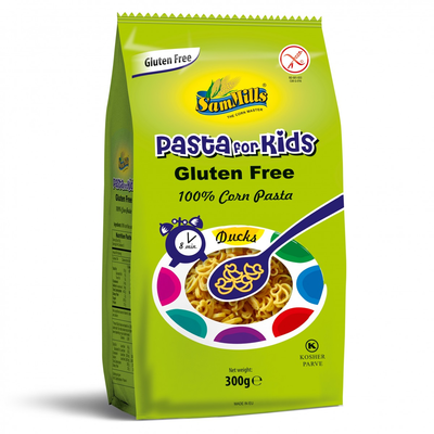 Sam Mills Kids Pasta Ducks 300g