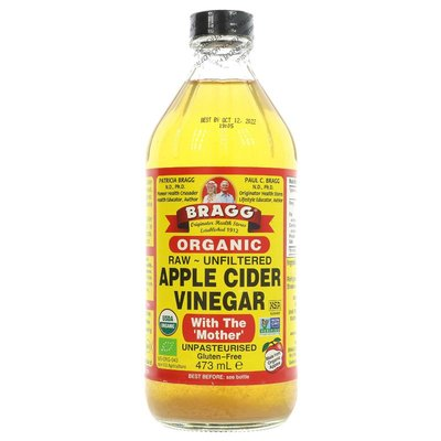 Bragg Biologische Apple Cider Vinegar 473ml