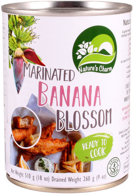 Nature's Charm Banana Blossom Gemarineerd 510g