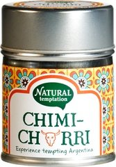 Natural Temptation Chimichurri kruidenmix 40g