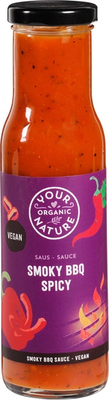 Your Organic Nature Barbecue sauce  250ml