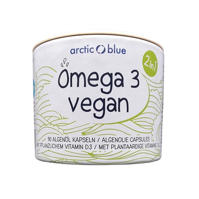 Artic Blue Vegan Omega-3 (fles 150 ml)