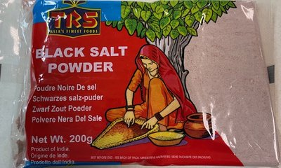 TRS Kala Namak - Zwart zout poeder 200g