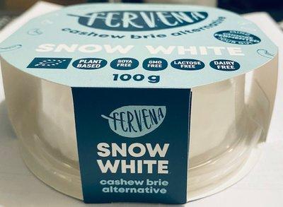 Fervena - Snow White- Fermented Cashew 100g  *THT 16.03.2020*