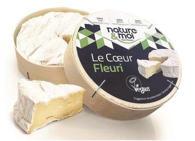 Nature & Moi Camamberte cheese (Le Coeur Fleuri) 150g