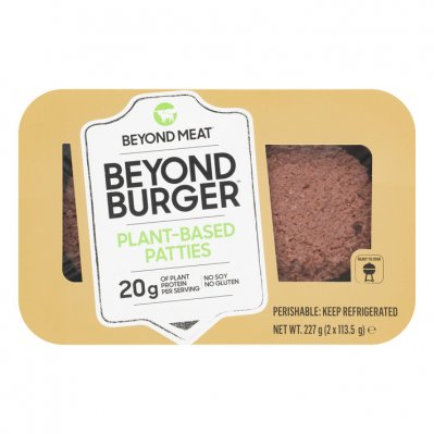 Beyond Meat The beyond burger 227g *THT 20.03.2020*