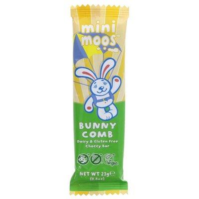 Moo Free Bunnycomb Bars - Singles 23g