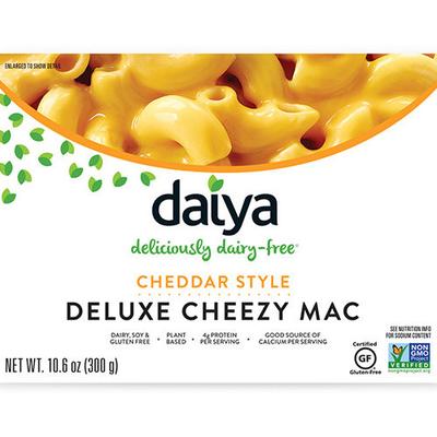 Daiya Deluxe Cheddar Style Cheezy Mac 300g