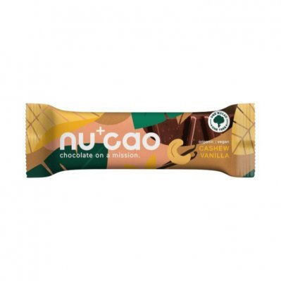 NUCAO - Cashew vanilla Bio 40g