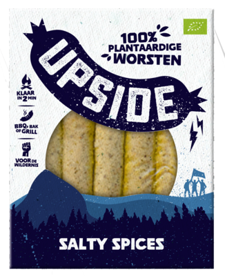 UPSIDE Salty Spices *THT 16.12.2020*