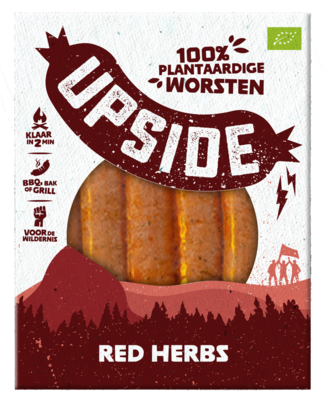 UPSIDE Red Herbs *THT 16.12.2020*