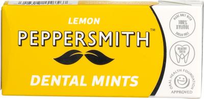 Peppersmith Lemon Denta mints 15g