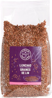 Your Organic Nature Lijnzaad 400g