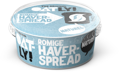 Oatly Haver spread Naturel 150g